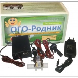 Автомат наполнения ёмкости, еврокуба водой «ОГО-Родник-АН, Пермь