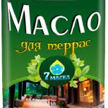 Масло для террас, Пермь