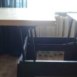 продается стол трансформер 80*80*160см, Пермь