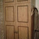 продается шкаф для одежды двухстворчатый от стенки, Пермь