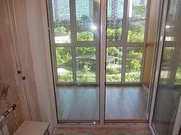 Остекление и отделка лоджий и балконов. окна пвх. цена - 100.