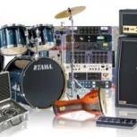 Магазин музыкальных инструментов, звукового и светового оборудования, Пермь