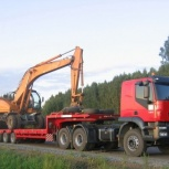 Грузоперевозки габаритных и негабаритных грузов, Пермь