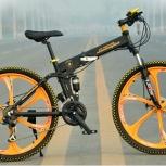 Новый модный складной велосипед с доставкой, Пермь