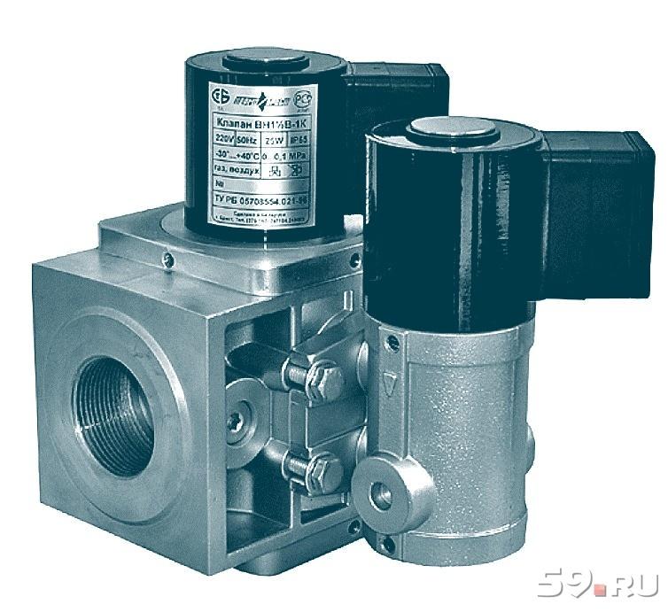 Клапан электромагнитный ВН1/2С-4