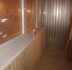 Остекление и утепление балконов и лоджий. цена - договорная..